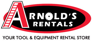 Arnold's Rentals - Tool and Equipment Rental