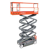 Electric Scissor Lift for rent