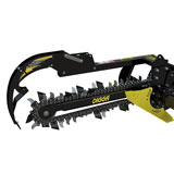 Loader Trencher Attachment